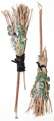 Witches Besom