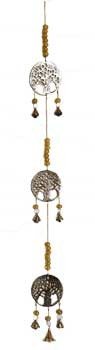 Tree of Life brass chime
