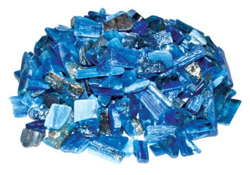 Kyanite tumbled chips 1 lb