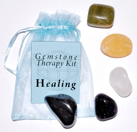Healing Gemstone Therapy