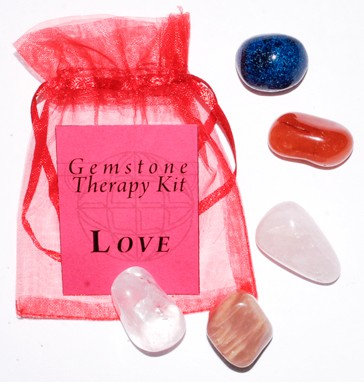 Love Gemstone Therapy