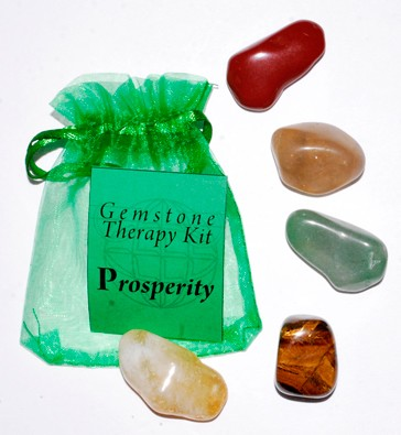 Prosperity Gemstone Therapy
