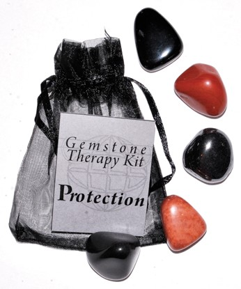 Protection Gemstone Therapy