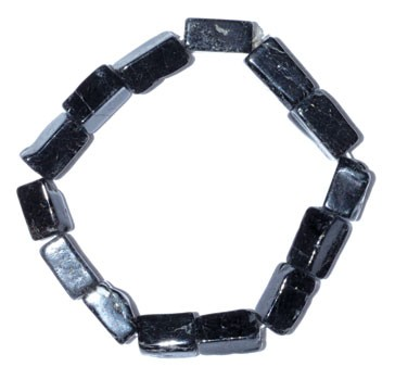 Tourmaline, Black bracelet stretch