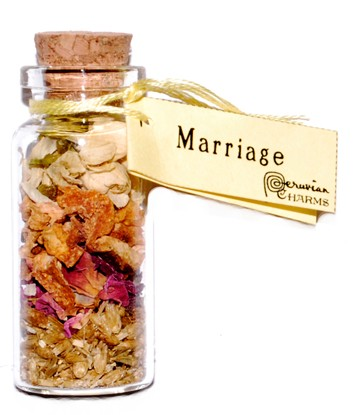Marriage Bottle Spell