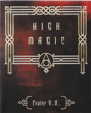 High Magic by Frater U D