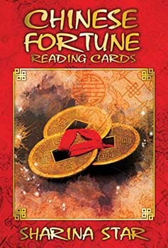 Chinese Fortune reading cards by Sharina Star