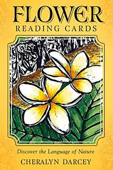 Flower reading cards by Cheralyn Darcey