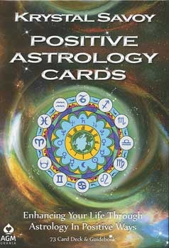 Positive Astrology Cards by