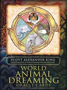 World Animal Dreaming cards