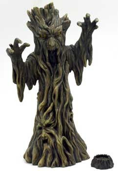 Scary Tree incense holder