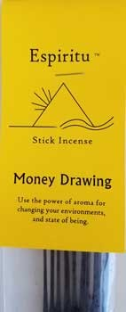 Money Drawing stick incense