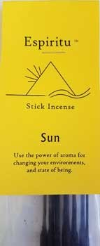Sun stick incense