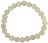 Bracelet 8mm Crystal Quartz