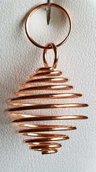 Copper Plated coil
