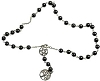Hematite Witch's Ladder necklace