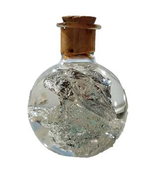 Silver Flakes bottle