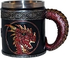 Red Dragon Mug