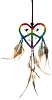 Love Peace dream catcher