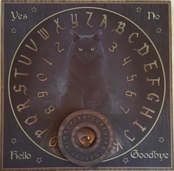 Masters Voice ouija board