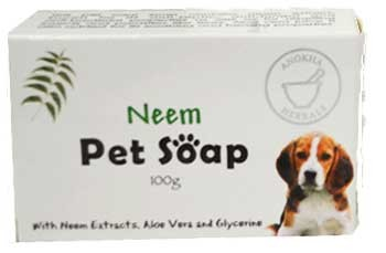Neem Pet soap