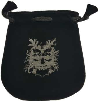 Greenman Velveteen Bag