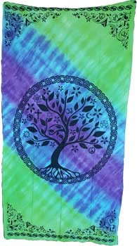 Multi Faith Tree curtain