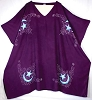 Celtic Moon Caftan purple 3'sq