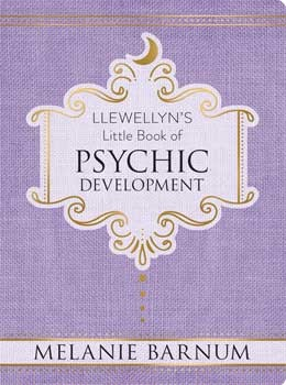 "Psychic Development, Llewellyn""s Little Book (hc) by Melanie Barnum"