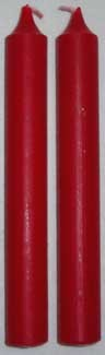 Red Chime Candle 20pk