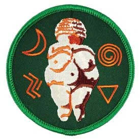 Willendorf patch 3 inches