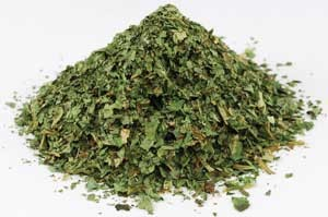 Wild Lettuce Leaf cut 1oz 1618 gold