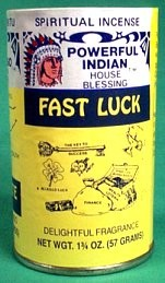 Fast Luck pwd 1 3/4 oz