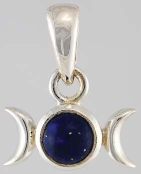 Triple Goddess Lapis