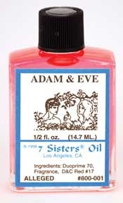 Adam and Eve 7 Sisters
