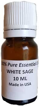 White Sage Annointing Oil