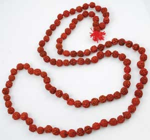 Rudraksha Prayer Mala 12mm
