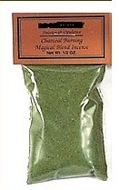 Astral Projection mystic temple Incense powder