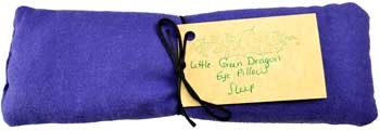 Sleep eye pillow